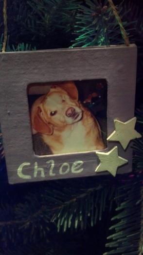 Ornament-Chloe