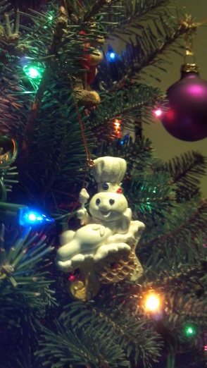 Ornament-Dough Boy