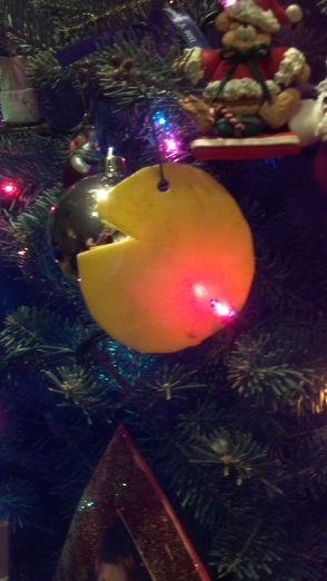 Ornament-Pac Man