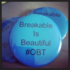 OBT button
